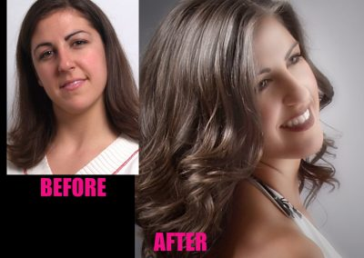 Makeover Portraits by Marc